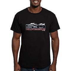 50 Classic XL Men's Fitted T-Shirt (dark)