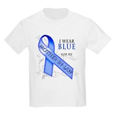 I Wear Blue for my Mother-In-Law T-Shirt