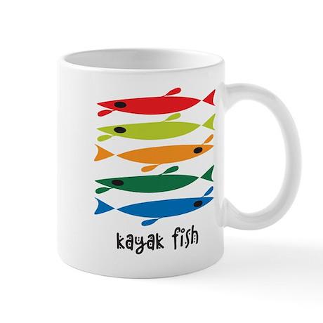 kayaklogo3 Mugs