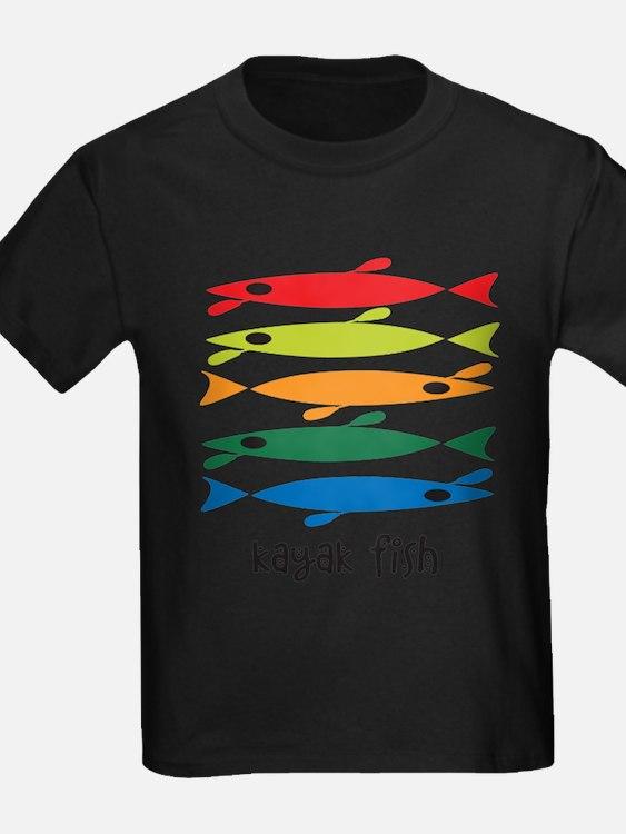 Kayak fishing t shirts shirts tees custom kayak for Fishing logo t shirts