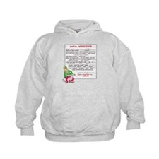 MAFIA APPLICATION Hoodie