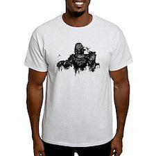 Graffiti'd Pop Culture T-Shirt