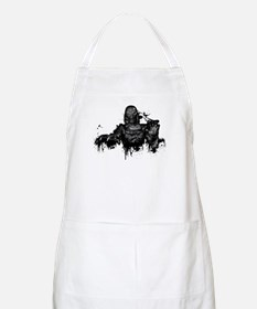 Graffiti'd Pop Culture Apron