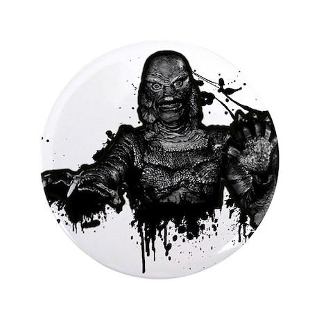 """Graffiti'd Pop Culture 3.5"""" Button (100 pack)"""