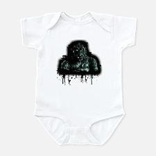 Graffiti'd Pop Culture Infant Bodysuit