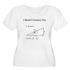 Blond Math T-Shirt