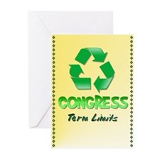Recycle Congress Greeting Cards (Pk of 10)