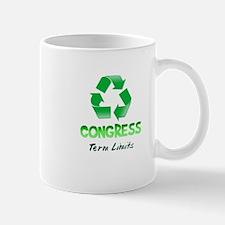 Recycle Congress Mug