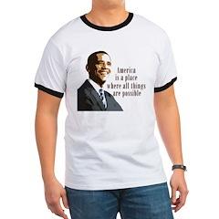 Barack Obama T
