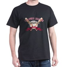 Vampire League Baseball T-Shirt