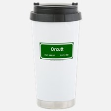 Orcutt Travel Mug