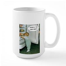 Where's The Damn Beer Mug