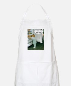 Where's The Damn Beer Apron