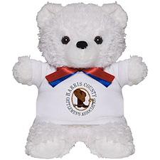 Cute Texas beef Teddy Bear