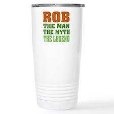 Rob the Legend Travel Mug