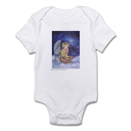 Praying Angel Infant Bodysuit