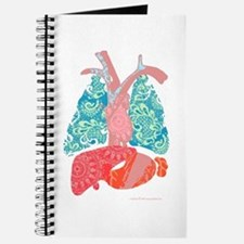 """Insides Out"" Pretty Anatomy Journal"