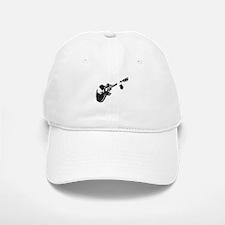 Guitar Baseball Baseball Cap