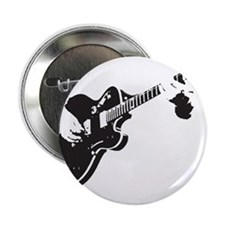 "Guitar 2.25"" Button"