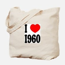 1960 Tote Bag