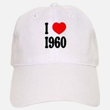 1960 Baseball Baseball Cap