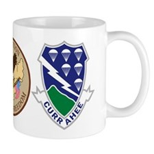 1-506th Infantry Afghanistan Mug