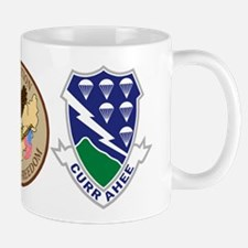 1-506th Infantry Afghanistan Mug