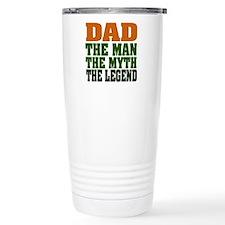 Dad - The Legend Travel Mug