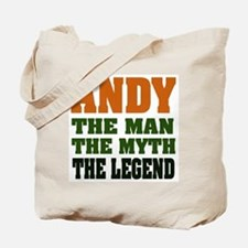 ANDY - The Legend Tote Bag