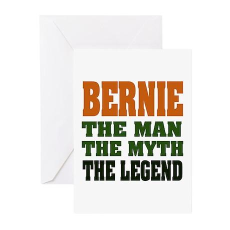 BERNIE - The Legend Greeting Cards (Pk of 20)