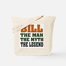 BILL - The Legend Tote Bag