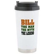 BILL - The Legend Travel Mug