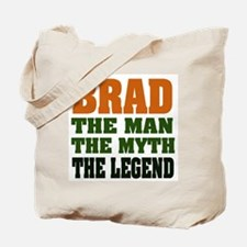 BRAD - the legend Tote Bag