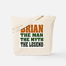 BRIAN - The Legend Tote Bag