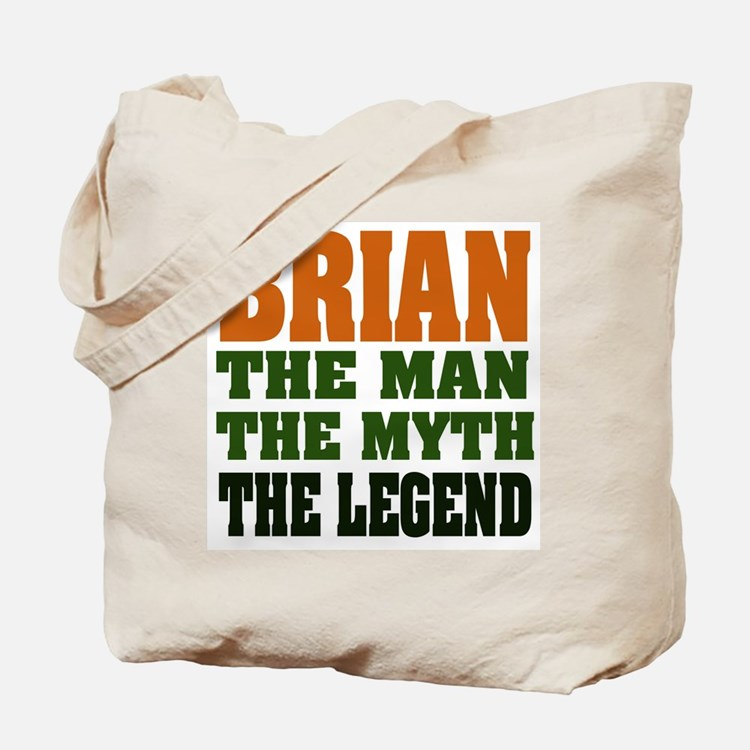 BRIAN - The Legend Tote Bag