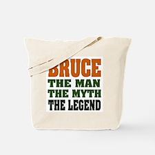 BRUCE - The Legend Tote Bag