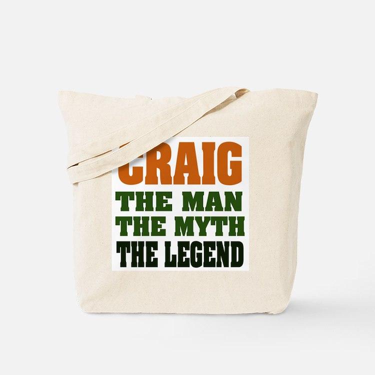 CRAIG - The Legend Tote Bag