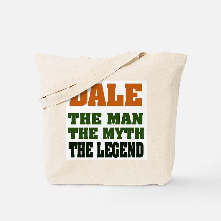 DALE - The Legend Tote Bag