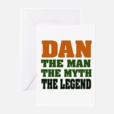 DAN - The Legend Greeting Cards (Pk of 20)