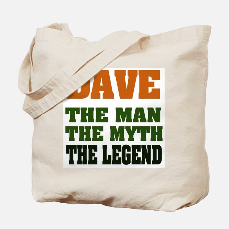 DAVE - The Legend Tote Bag