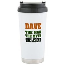 DAVE - The Legend Travel Mug