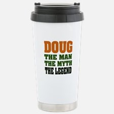 DOUG - The Legend Travel Mug