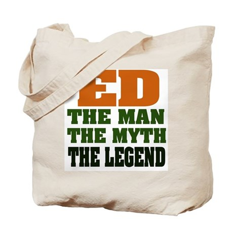 ED - The Legend Tote Bag