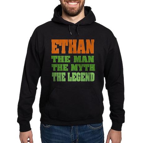 ETHAN - the legend! Hoodie (dark)