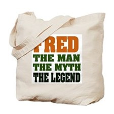 FRED - The Legend Tote Bag