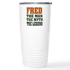 FRED - The Legend Travel Mug