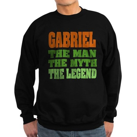 GABRIEL - the legend! Sweatshirt (dark)