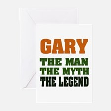 GARY - the Legend Greeting Cards (Pk of 20)