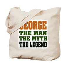 GEORGE - The Legend Tote Bag