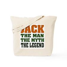 JACK - The Legend Tote Bag